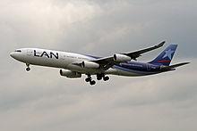 Pedido Transporte por vía aérea de pasajeros