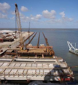 Pedido Obras Marítimas