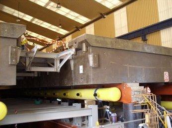 Pedido Fabricación e instalación Celdas Electrolíticas