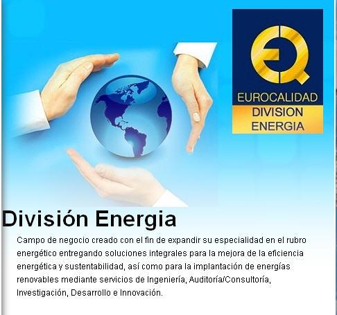 Pedido Servicios de Division de energia