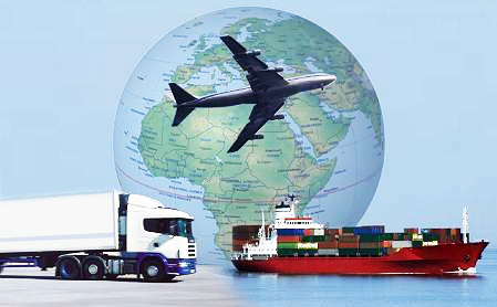 Pedido Transporte y Logistica Internacional
