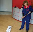 Pedido Limpieza de oficinas