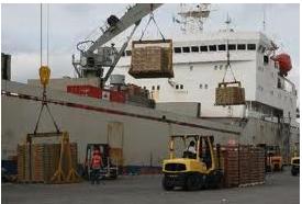 Pedido Operaciónes de exportación