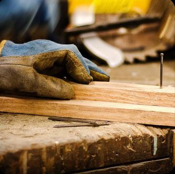 Pedido Servicio de carpinteria