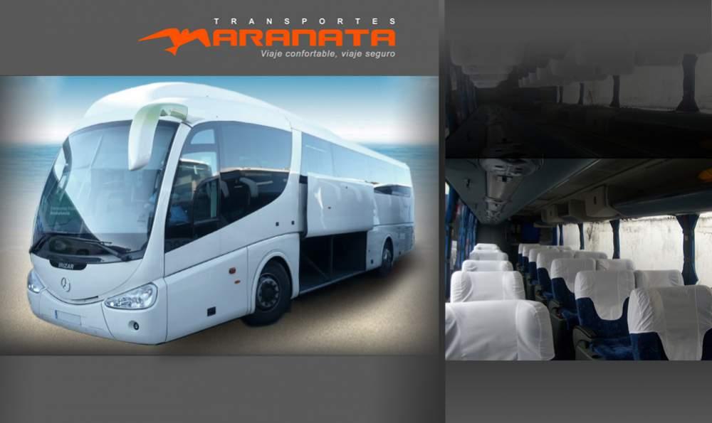 Pedido Transporte Privado de Pasajeros, Traslado de Personal y Turismo.