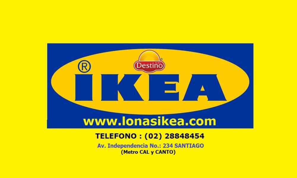 Pedido LONAS IKEA