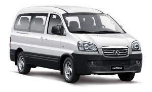 Pedido Arriendo de Vehiculos Minivan 9 Pasajeros