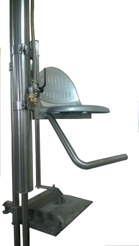 Pedido Silla Hidraulica Para Discapacitados