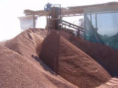 Extraccion de materia prima mineralExtraccion de