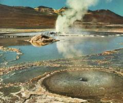 Exploración Geotermica