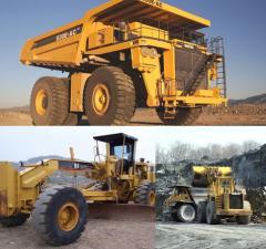 Venta de Maquinaria para la Minería