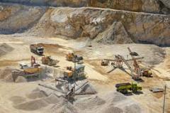 Explotación de minas y canteras
