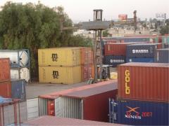 Transportaciones multimodales en los containers