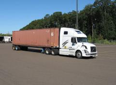 Transporte internacional de contenedores