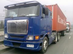 Transportes en containers