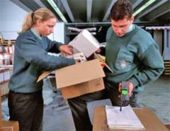 Declaración de mercancías transportadas en los régimenes aduaneros diferentes (exportación, importación, tránsito)