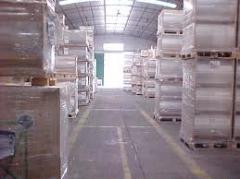 Exportación de palletes