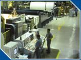 Suministro de equipo para la industria del papel y la celulosa