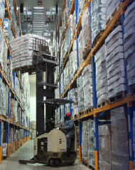 Almacenaje y gestión de inventarios