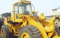 Exportación de maquinaria pesada