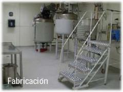 Fabricación de formas farmacéuticas
