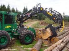 Importación de Maquinarias Agroforestales