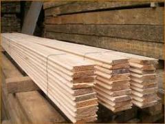 Exportación de madera aserrada