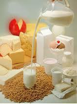 Venta de productos lácteos