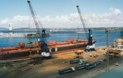 Servicios de Operaciones Portuarias