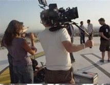 Producción de cine comercial