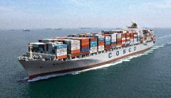 Transporte de carga maritima