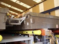 Fabricación e instalación Celdas Electrolíticas