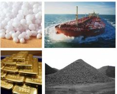 Intermediación de Commodities Materias Primas