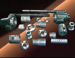 Fabricación de repuestos alternativos de perforadoras y jumbos hidráulicos