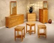 Producción de muebles de madera