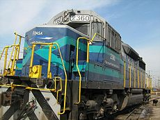 Transporte ferroviario de carga