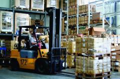 Servicios de logística
