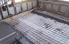 Servicios de sistema de calefacción centralizada: Piso Radiante Electrico Devi