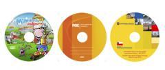Duplicación e impresión de CD, DVD