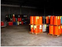 Almacen de químicos peligrosos