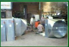 Construcción y mantención de Invernaderos