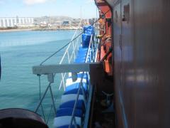 Servicios a Escalas & Otros Medios de Embarque y/o Desembarque
