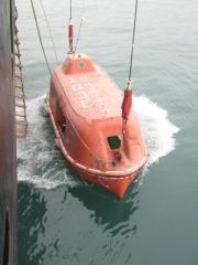 Servicios a Botes Salvavidas, Pescantes & Dispositivos Puesta a Flote