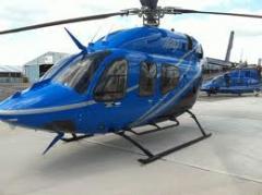 Servicios del helicoptero