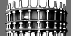 Revestimiento de piezas de acero en base a polietileno