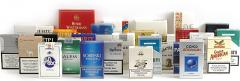 First choice in inks for Tobacco Packaging
