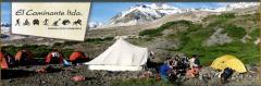 Turismo chileno de montaña en grupos