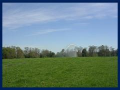 Servicios de proyección y montaje de sistemas de irrigación y riego
