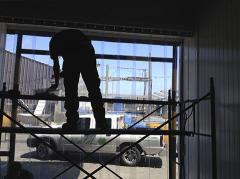Servicios de cortinas PVC