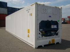 Servicio tecnico a contenedores Reefer